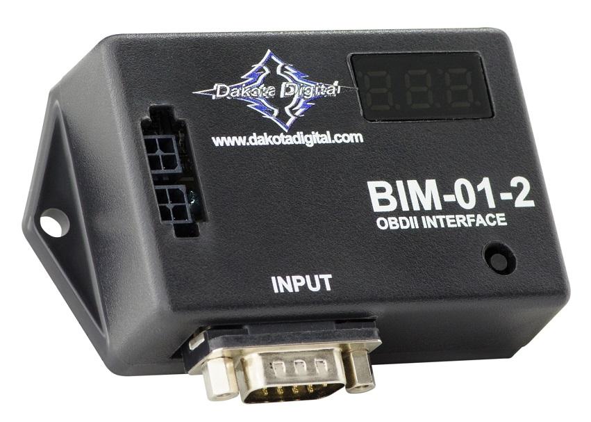 Dakota Digital DIM-1 Light Dimming Kit for VFD3 /& VHX Dakota Digital Dashes