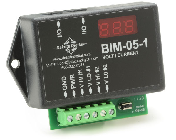 Dakota Digital EGT / Cylinder Head Temperature Module   BIM 12 1
