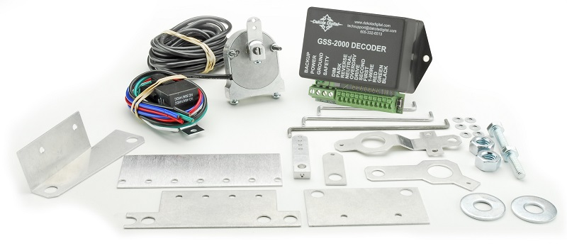 Digital Position Indicator : Purchase dakota digital universal sender unit for gear
