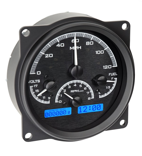 Jeep Digital Gauges : Sell dakota digital jeep cj vhx analog dash gauges