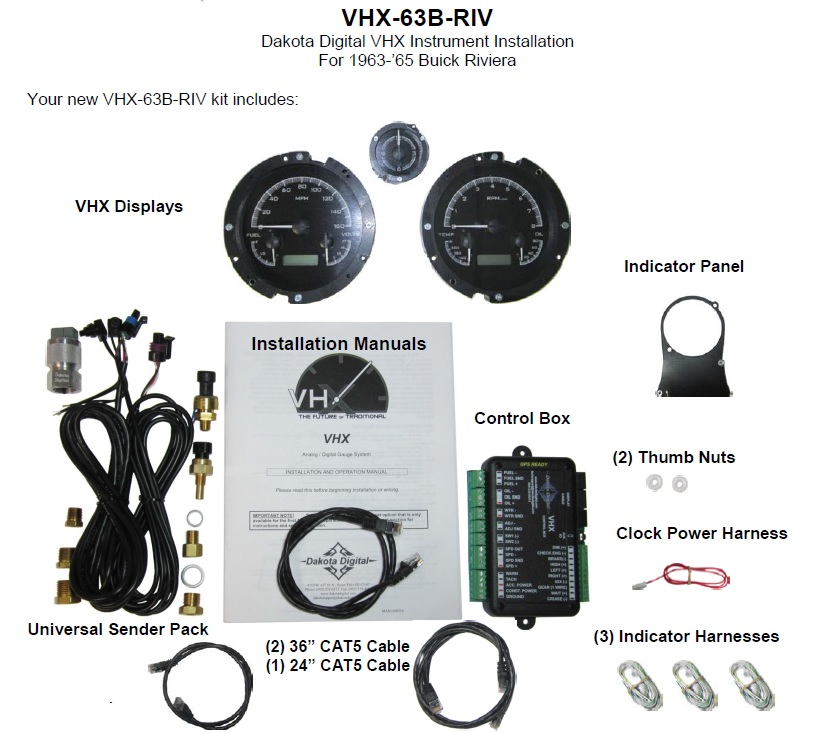 Vhx63briv With Silver Alloy Style And Blue Display Bezel Is Not Included: Dakota Digital Motorcycle Gauges Wiring Diagrams At Gundyle.co