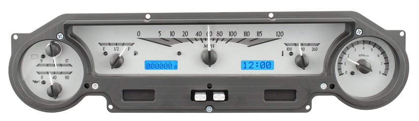Dakota Digital 1964 65 Ford Falcon, Ranchero and Mustang Analog Dash Gauge  System VHX-64F-FAL