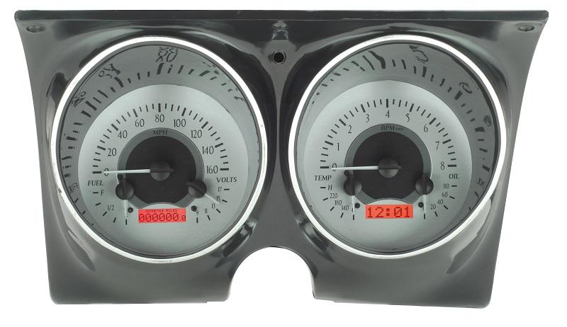 dakota digital 67 68 chevy camaro pontiac firebird analog gauge vhx 67c cam s r. Black Bedroom Furniture Sets. Home Design Ideas