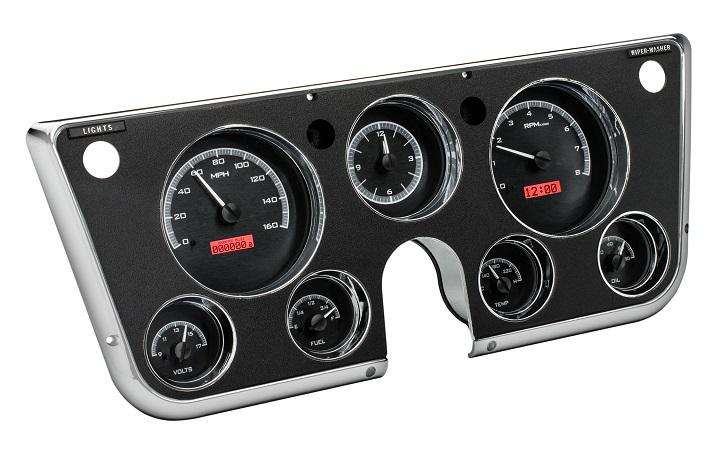67 72 Chevy Truck Parts >> Find Dakota Digital 67 - 72 Chevy Pickup Truck Analog Dash ...