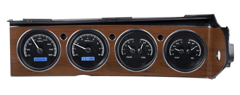VHX-70D-CLG-K-B In Dash