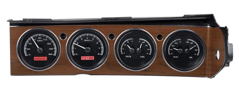 VHX-70D-CLG-K-R In Dash