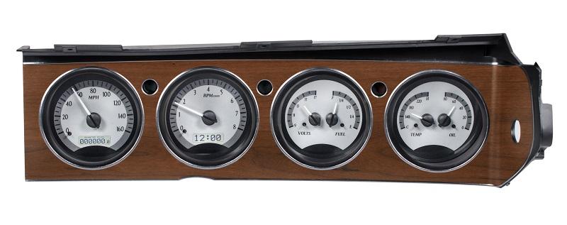 VHX-70D-CLG-S-W In Dash