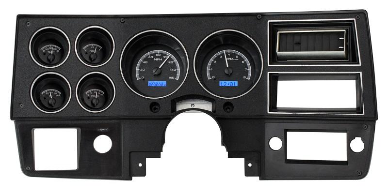 Digital Gauges For Trucks : Dakota digital chevy gmc pickup truck analog dash
