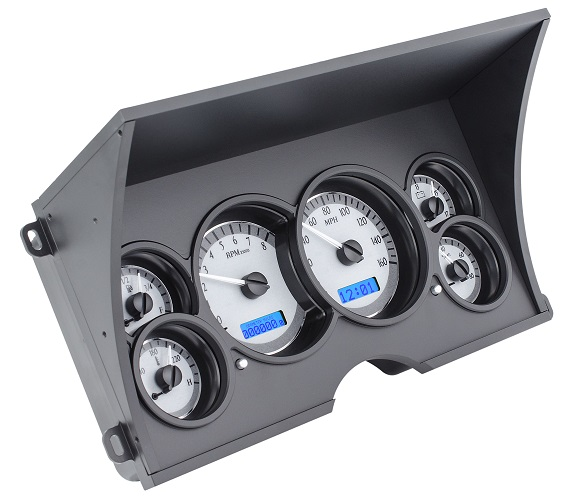 Digital Gauges For Trucks : Dakota digital chevy gmc pickup truck analog