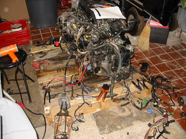 joey4 h22 swap into '99 civic *pics* honda tech honda forum discussion h22 engine wiring harness at fashall.co