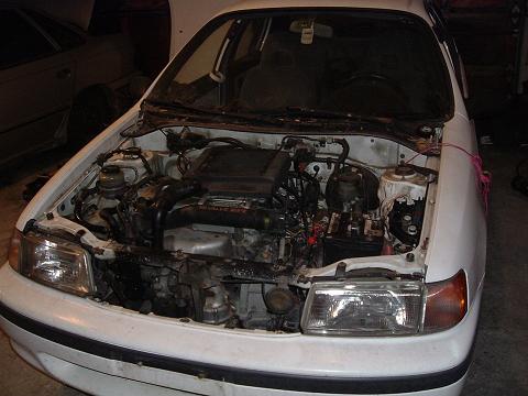 Terc on 1998 Toyota Tercel