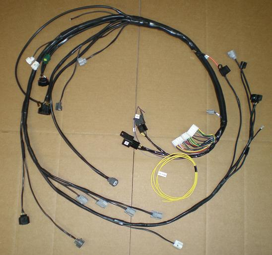 new20vharness1 tweak'd performance services 1jz wiring harness conversion at creativeand.co