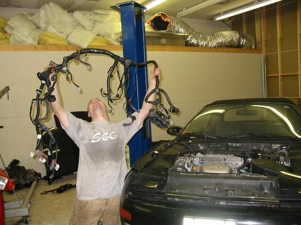 after1 engine swap wiring conversions by phoenix tuning lextreme lexus phoenix tuning wiring harness at gsmx.co