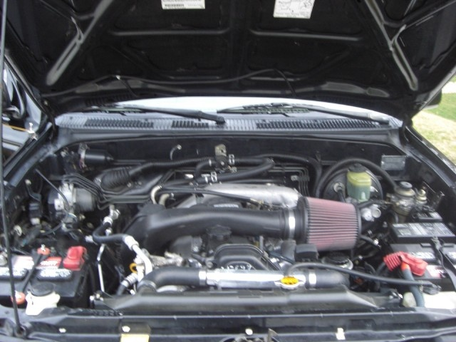 2007 toyota yaris engine swap