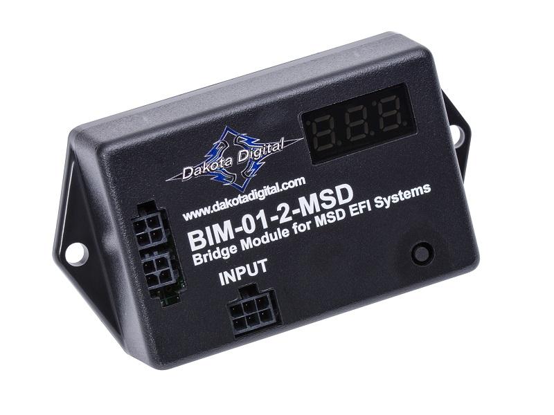 Dakota Digital MSD Atomic EFI TBI BUS Interface Module BIM-01-2-MSD