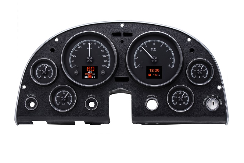 HDX-63C-VET-K with BLACK ALLOY style dash