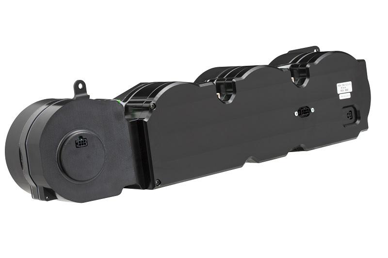 HDX-70D-CLG Back of Unit