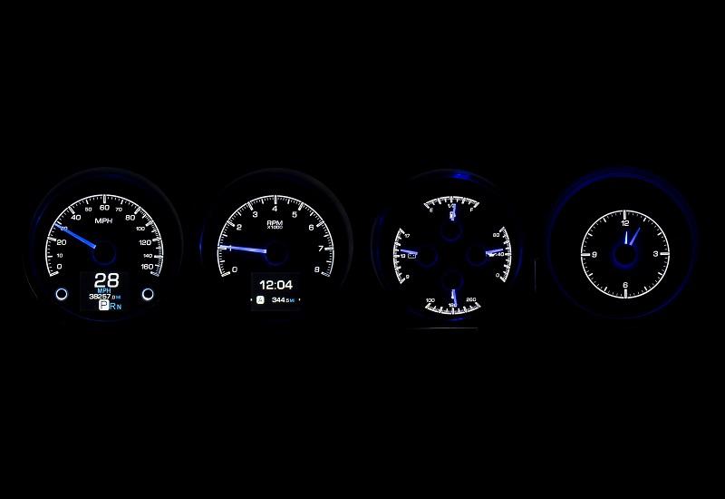 HDX-70D-CLG Ice White Night view