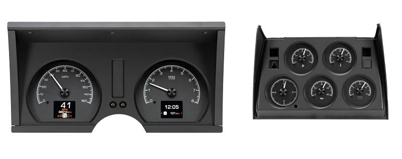 HDX-78C-VET-K with BLACK ALLOY style Kit White Hot Day