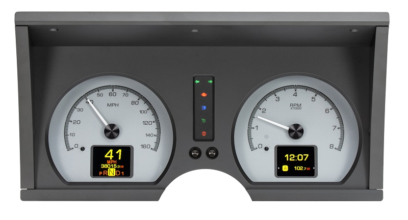 HDX-78C-VET-S with SILVER ALLOY style with Indicators On