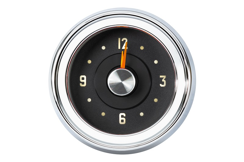 RLC-51C Clock Gauge Incandescent Theme