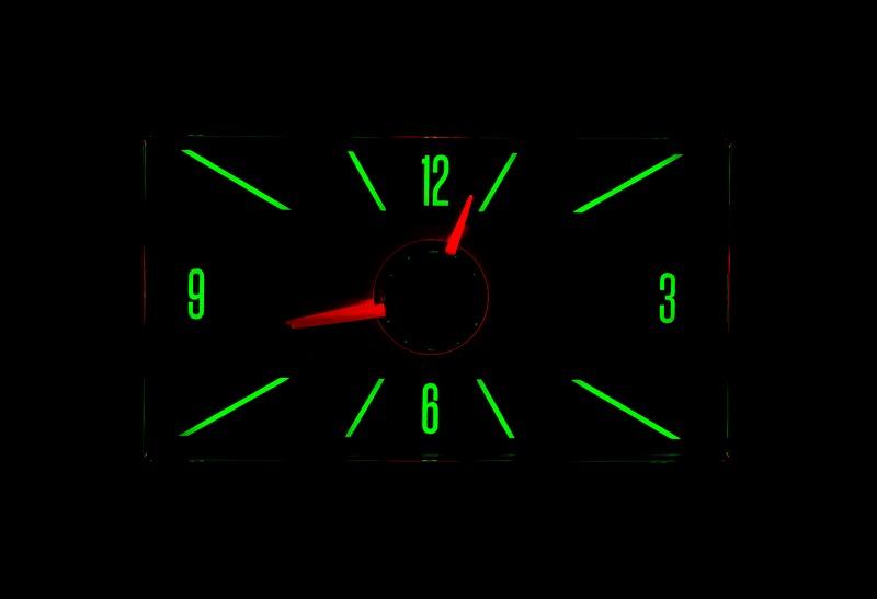RLC-57C Clock Gauge Emerald Night View