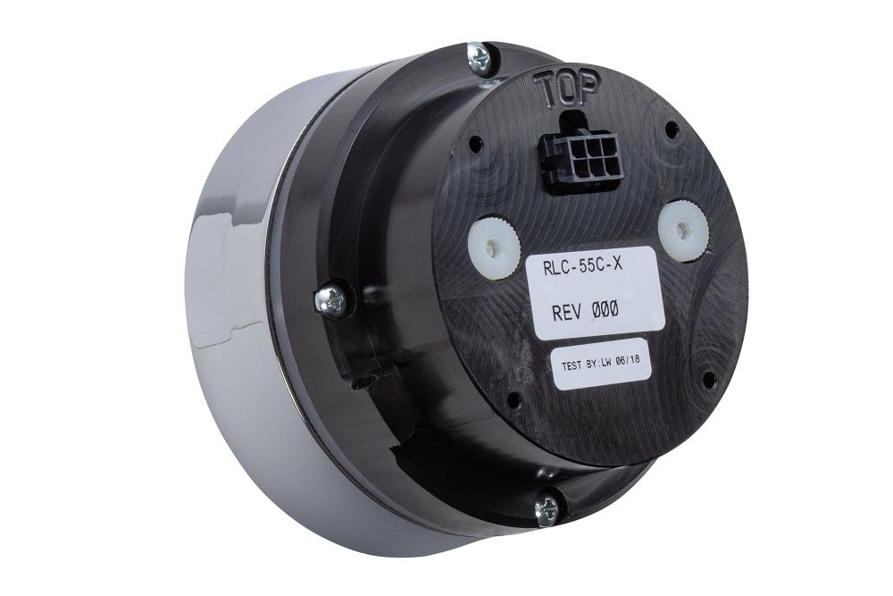 RLC-64C-VET Clock Gauge Back of System