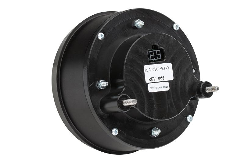RLC-65C-VET Clock Gauge Back of System