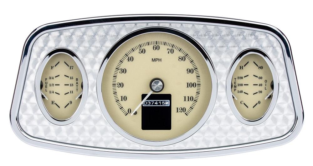 RTX-33F-X Entry Odometer