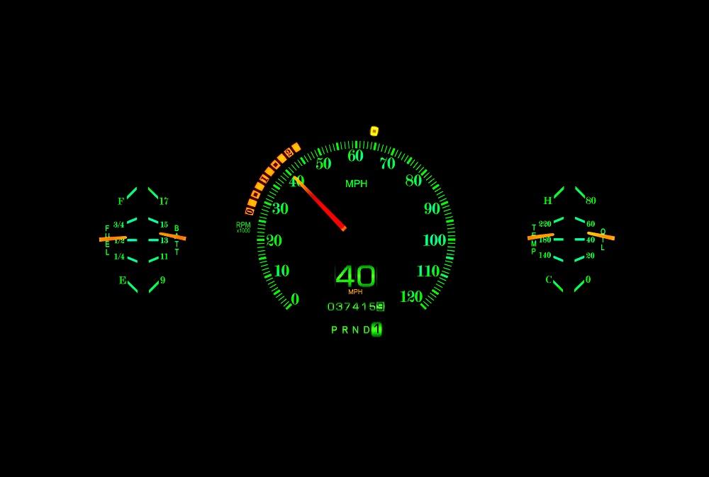 RTX-33F-X Emerald Night