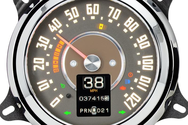 RTX-47C-PU-X Indicators On