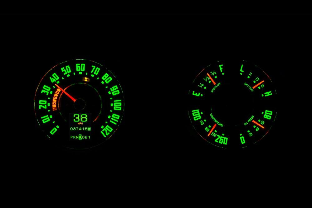 RTX-47C-PU-X Emerald Night