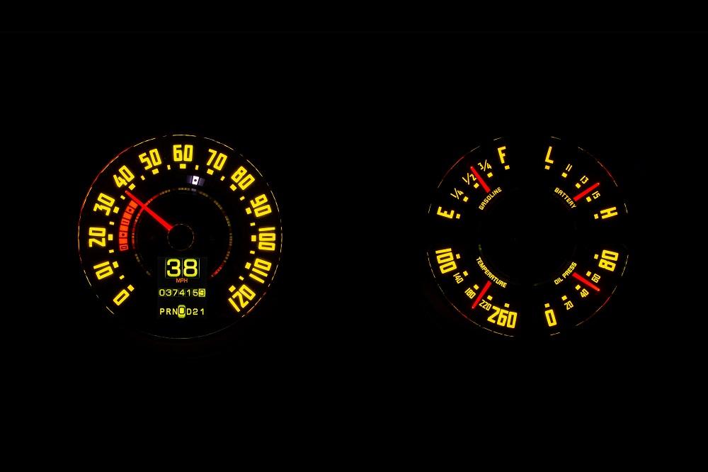 RTX-47C-PU-X Yellow Flare Night