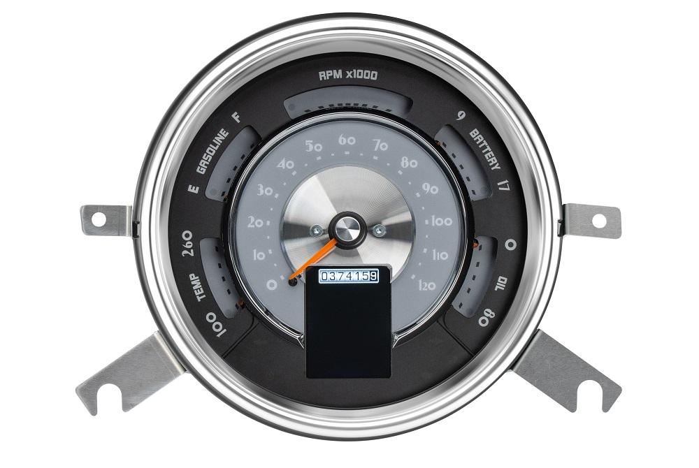 RTX-49C-X Entry Odometer