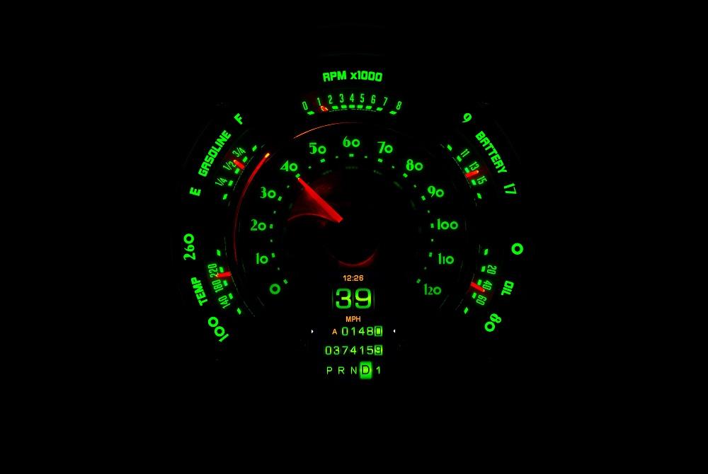 RTX-49C-X Emerald Night