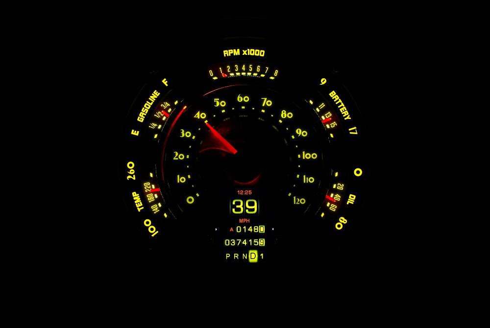 RTX-49C-X Yellow Flare Night
