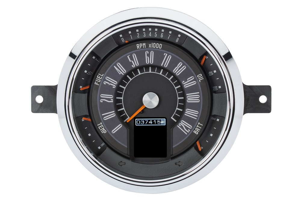 RTX-49F-X Entry Odometer View