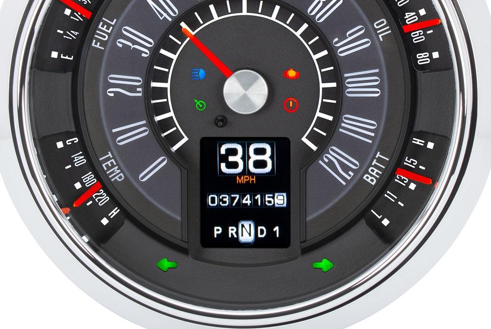 RTX-49F-X Indicators