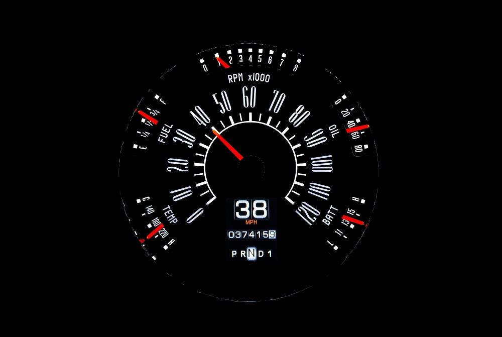 RTX-49F-X White Hot Night View