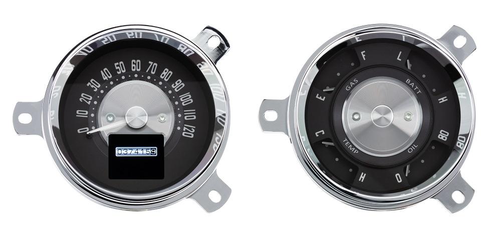 RTX-51C-X Entry Odometer
