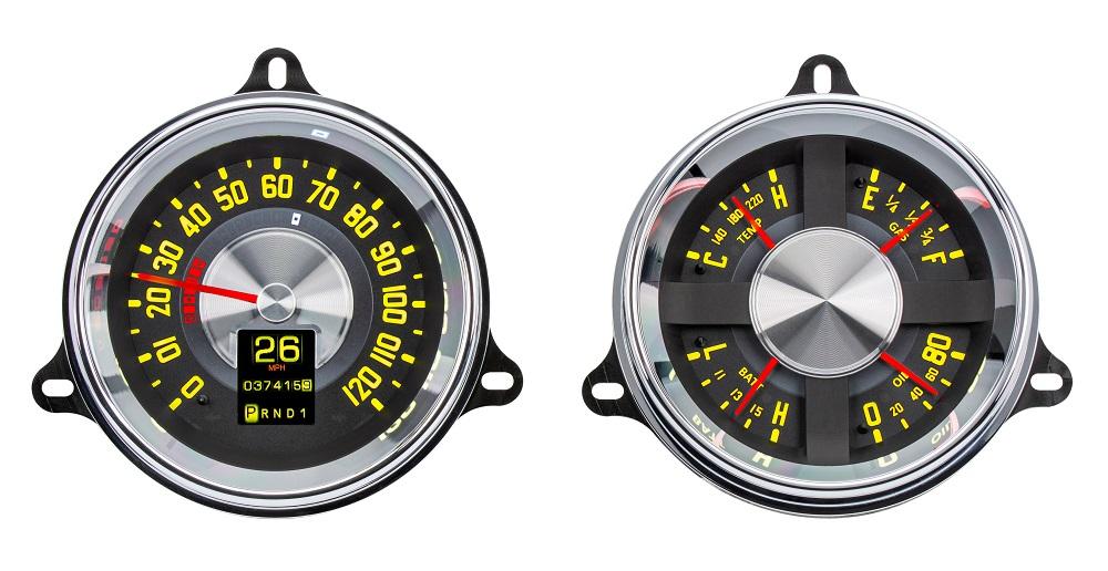 RTX-54C-PU-X Yellow Flare
