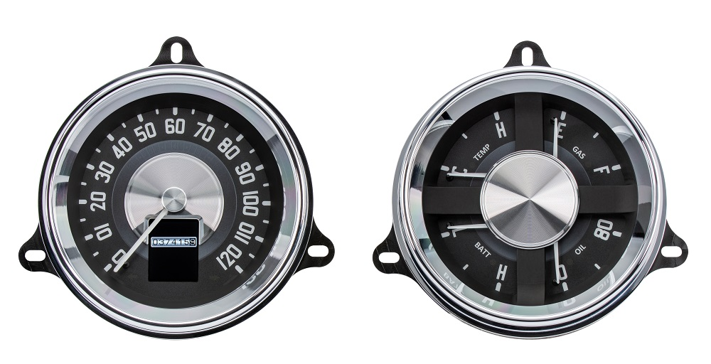 RTX-54C-PU-X Entry Odometer View
