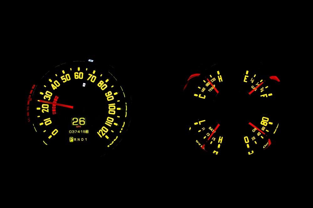 RTX-54C-PU-X Yellow Flare Night