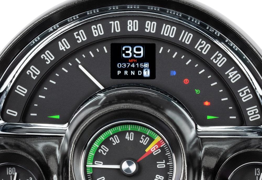 RTX-58C-VET-X Indicators On Daytime