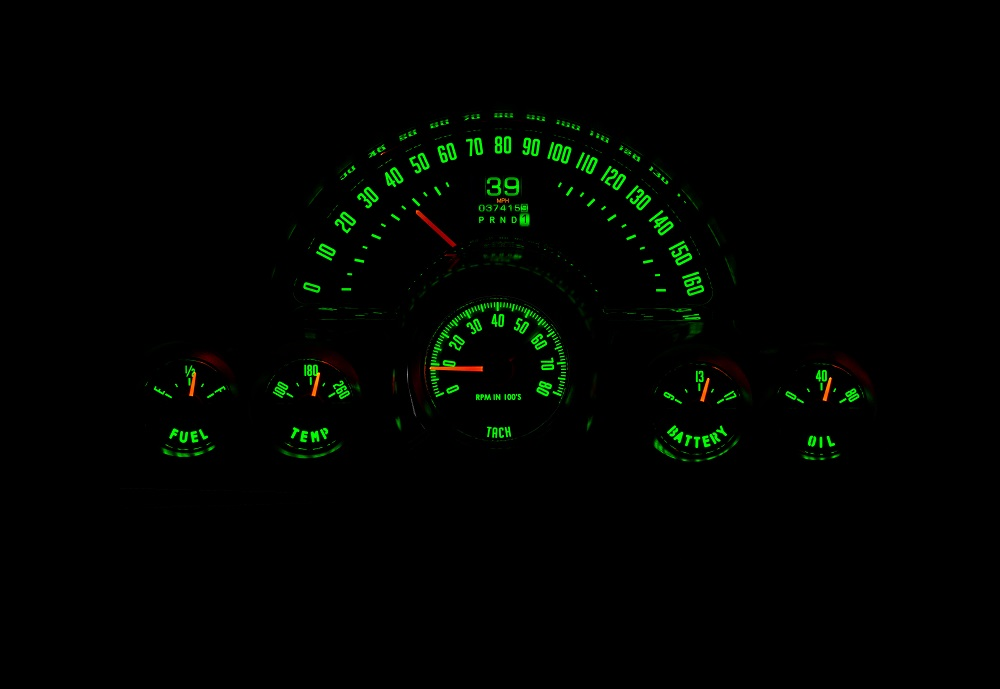 RTX-58C-VET-X Emerald Night