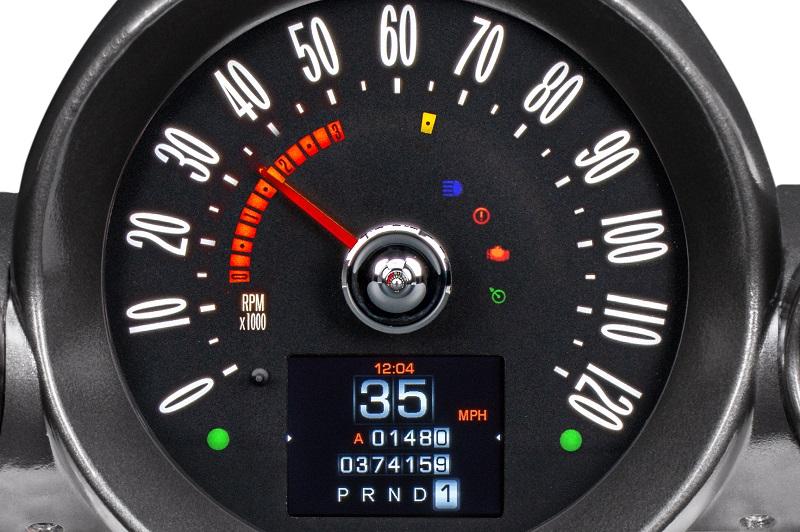 RTX-59C-IMP-X Indicators On