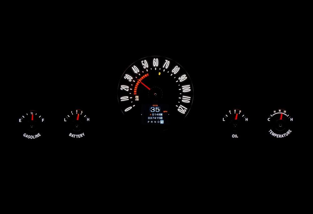 RTX-59C-IMP-X White Hot Night View