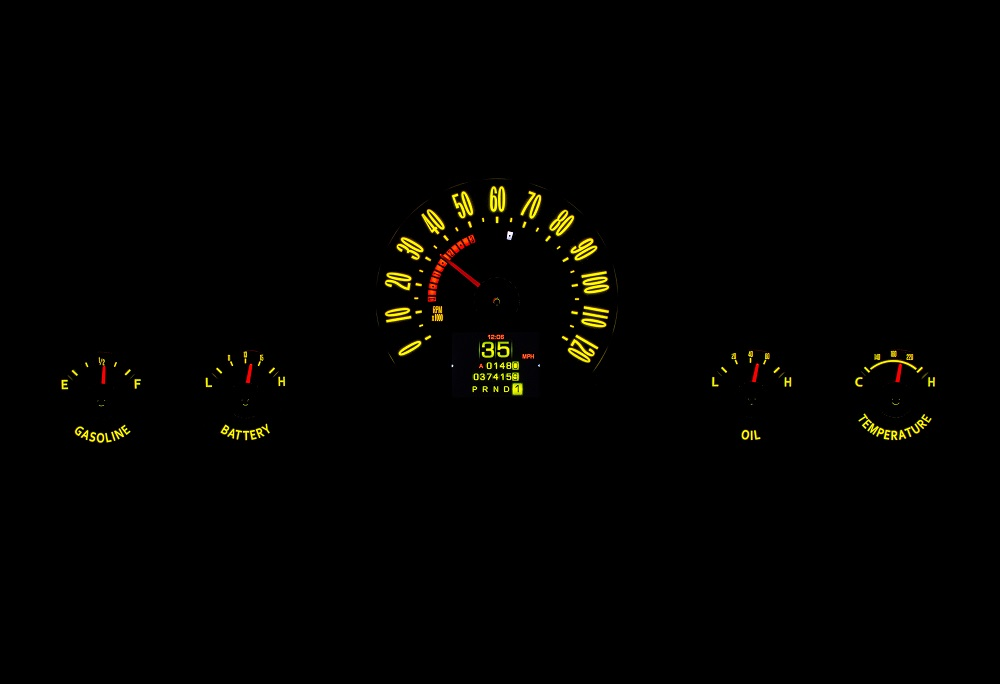 RTX-59C-IMP-X Yellow Flare Night
