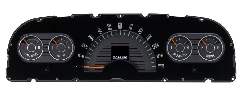 RTX-60C-PU-X Entry Odometer