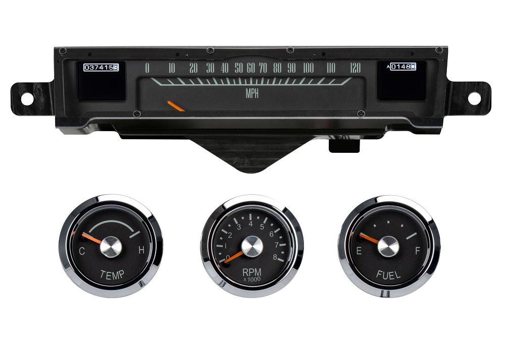 RTX-61C-IMP-X Entry Odometer